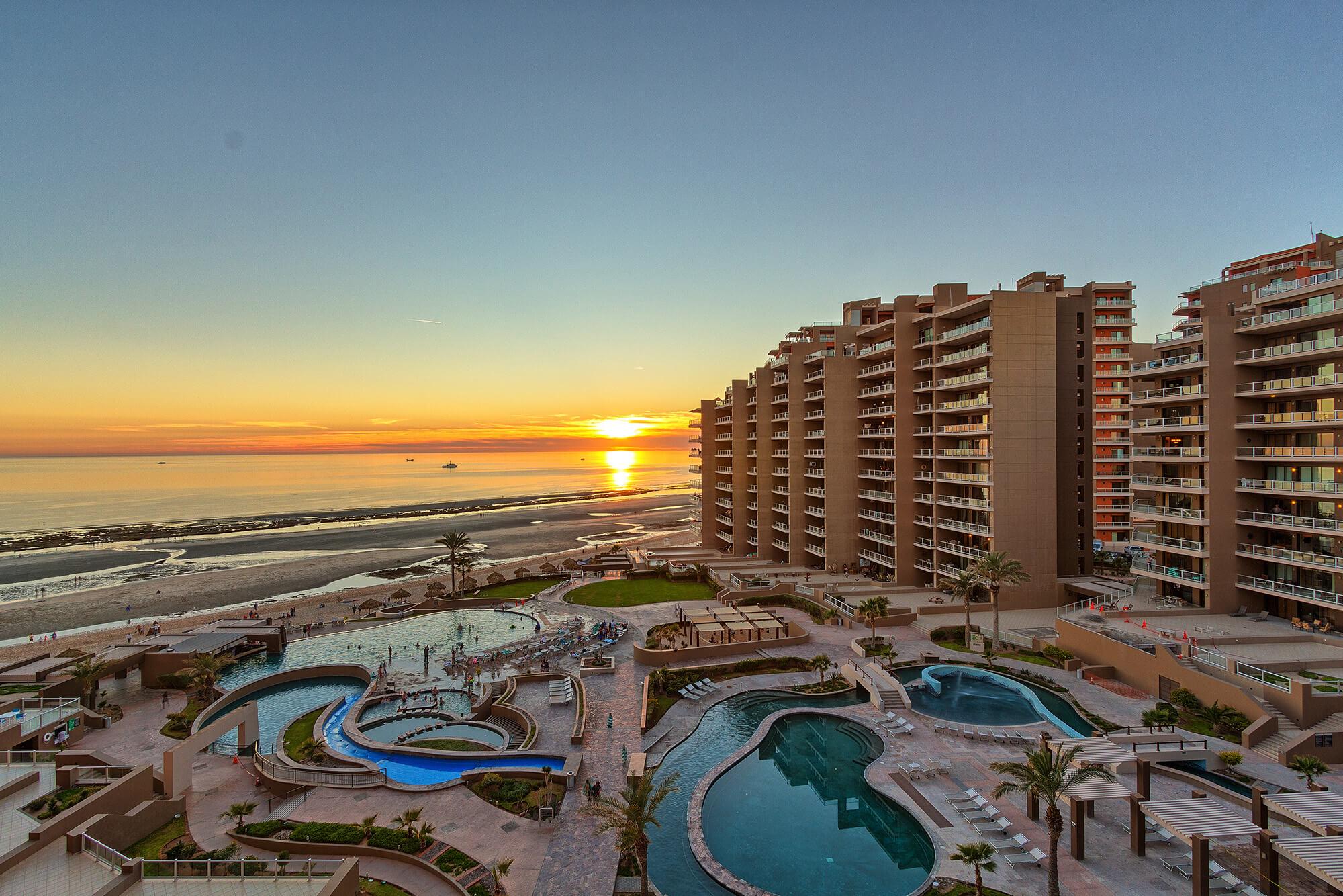 Las Palomas Beach  Golf Resort 3BR Rocky Point Rentals