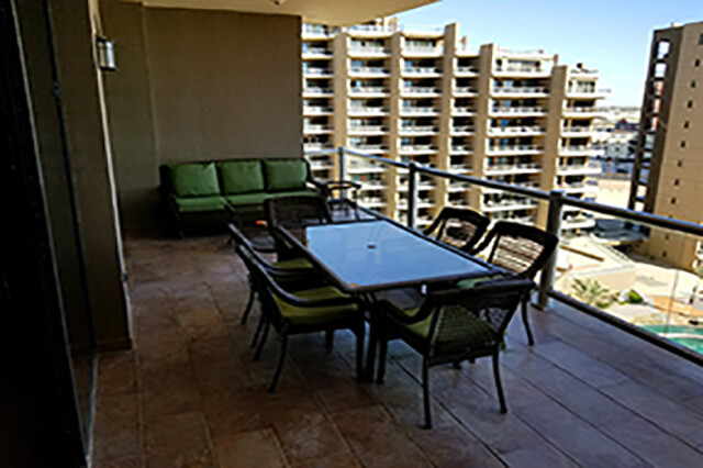 furnished rocky point las palomas beach condo