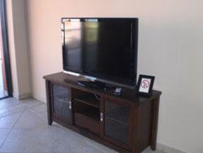 Cristal 501 entertainment center
