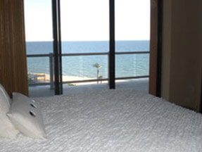 Stunning ocean view 2nd bedroom